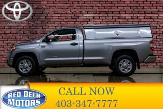 Used 2014 Toyota Tundra 4x4 Regular Cab SR5 Longbox for sale in Red Deer, AB