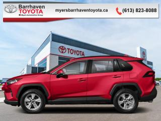 New 2019 Toyota RAV4 XLE Premium Package  - Leather Seats - $251 B/W for sale in Ottawa, ON
