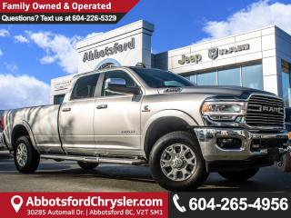 Used 2019 RAM 3500 Laramie *LOCALLY DRIVEN* for sale in Abbotsford, BC