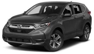 Used 2017 Honda CR-V LX MULTI-ANGLE REARVIEW CAMERA WITH DYNAMIC GUIDELINES | HEATED SEATS | APPLE CARPLAY™ & ANDROID AUTO™ for sale in Cambridge, ON