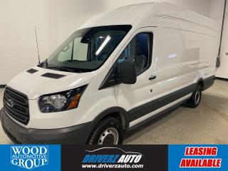 Used 2018 Ford Transit 250 HIGH ROOF , LONG WHEEL BASE .. for sale in Calgary, AB