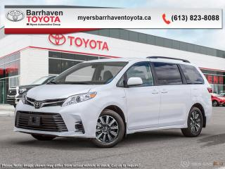 Used 2020 Toyota Sienna LE 7-Passenger  - Heated Seats - $325 B/W for sale in Ottawa, ON