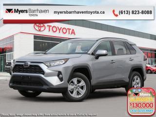 New 2020 Toyota RAV4 XLE AWD  - Sunroof - $233 B/W for sale in Ottawa, ON