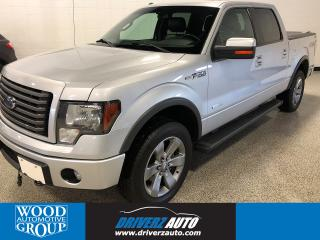 Used 2012 Ford F-150 FX4 Heated & Cooled Leather, Sunroof, Eco-Boost for sale in Calgary, AB