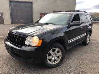 Used 2010 Jeep Grand Cherokee Laredo LOW KMs | NO Accidents for sale in Waterloo, ON