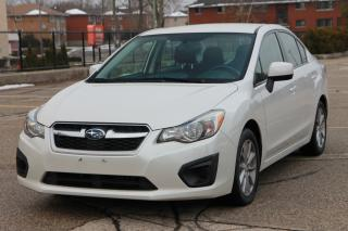 Used 2014 Subaru Impreza 2.0i Touring Package AWD | LOW KMs | ONLY 64K | CERTIFIED for sale in Waterloo, ON