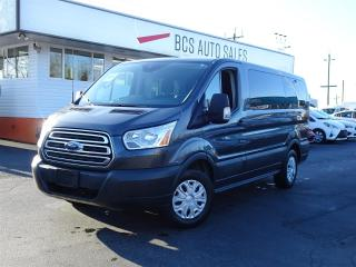 Used 2017 Ford Transit 10 Passenger, Bluetooth, No Accidents for sale in Vancouver, BC
