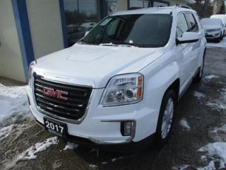 Used 2017 GMC Terrain ALL-WHEEL DRIVE SLE-2 EDITION 5 PASSENGER 2.4L - ECO-TEC.. HEATED SEATS.. PIONEER AUDIO.. BACK-UP CAMERA.. BLUETOOTH SYSTEM.. for sale in Bradford, ON