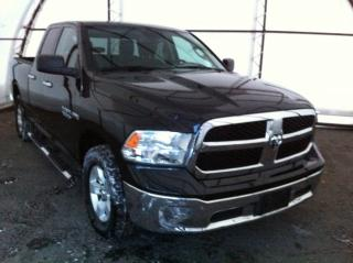 Used 2016 RAM 1500 SLT 6 PASSENGER, 5.0 TOUCHSCREEN, SPRAY IN BEDLINER, FACTORY REMOTE STARTER, HANDSFREE BLUETOOTH for sale in Ottawa, ON