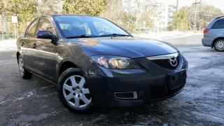 Used 2008 Mazda MAZDA3 GX,GX for sale in Scarborough, ON