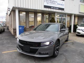 Used 2017 Dodge Charger RT- NAVI-LEATHER-SUNROOF R/T for sale in Oakville, ON