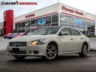 Used 2013 Nissan Maxima Platinum for sale in Guelph, ON