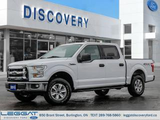 Used 2015 Ford F-150 XLT for sale in Burlington, ON