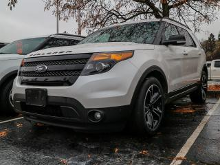Used 2015 Ford Explorer SPORT for sale in Burlington, ON