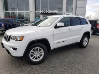 Used 2018 Jeep Grand Cherokee Laredo for sale in Port Coquitlam, BC