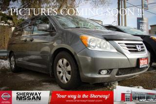 Used 2010 Honda Odyssey SE Well maintained accident free trade! for sale in Toronto, ON