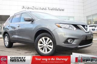 Used 2016 Nissan Rogue One owner accident free trade. Nissan certified preowned! for sale in Toronto, ON