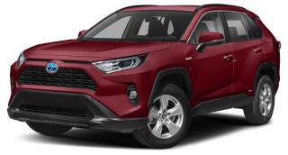 Used 2020 Toyota RAV4 Hybrid LE for sale in Hamilton, ON
