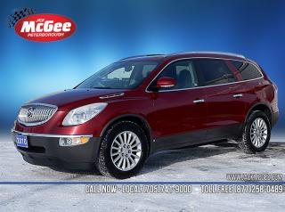 Used 2010 Buick Enclave CX, FWD, 7-Passenger for sale in Peterborough, ON