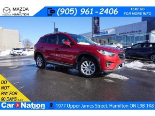 Used 2016 Mazda CX-5 GS | SUNROOF | REAR CAM | HEATED SEATS | BLUETOOTH for sale in Hamilton, ON