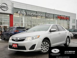 Used 2014 Toyota Camry LE for sale in Richmond Hill, ON