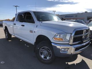 Used 2012 RAM 3500 SLT AS-IS NOT CERTIFIED for sale in Midland, ON
