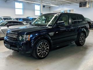 Used 2012 Land Rover Range Rover Sport HSE/LUX/NAV/BACK-UP CAM/HEATED SEATS & STEERING WHEEL! for sale in Toronto, ON