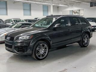Used 2015 Audi Q7 SPORT/BLIND SPOT.DRIVER ASSISTANCE PKG/LANE KEEP ASSIST! for sale in Toronto, ON