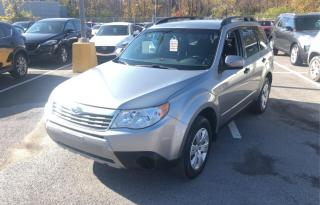 Used 2009 Subaru Forester for sale in Scarborough, ON
