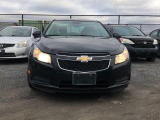 Used 2012 Chevrolet Cruze 4dr Sdn LT Turbo  w/1SB for sale in Scarborough, ON
