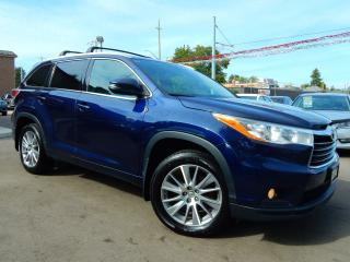 Used 2014 Toyota Highlander XLE ***PENDING SALE*** for sale in Kitchener, ON