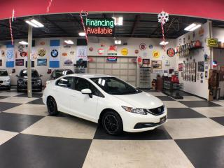 Used 2015 Honda Civic Sedan LX AUT0 A/C BACKUP CAMERA H/SEATS BLUETOOTH 112K for sale in North York, ON