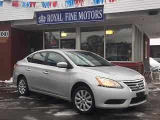 Used 2014 Nissan Sentra 4DR SDN CVT SV for sale in Toronto, ON