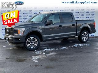 New 2020 Ford F-150 XL  - STX Package - SYNC for sale in Welland, ON
