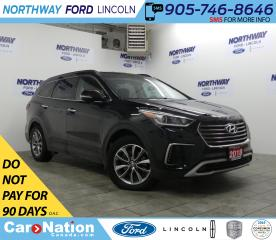 Used 2018 Hyundai Santa Fe XL Premium | AWD | REAR CAMERA for sale in Brantford, ON