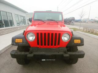 Used 2005 Jeep TJ Sport for sale in Oshawa, ON
