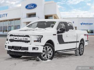 Used 2017 Ford F-150 XLT for sale in Winnipeg, MB