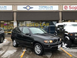 Used 2006 BMW X5 3.0i V6, 178K, 2 Years Warranty for sale in Vaughan, ON