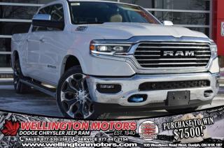 New 2019 RAM 1500 LARAMIE LONGHORN for sale in Guelph, ON
