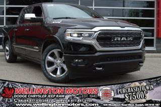 New 2019 RAM 1500 Limited for sale in Guelph, ON
