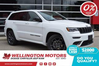 New 2020 Jeep Grand Cherokee Limited X for sale in Guelph, ON