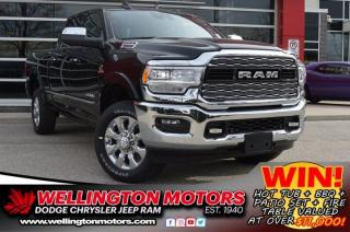 New 2019 RAM 2500 Limited for sale in Guelph, ON
