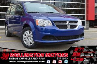 New 2019 Dodge Grand Caravan CANADA VALUE PACKAGE for sale in Guelph, ON