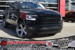 New 2020 RAM 1500 SPORT for sale in Guelph, ON