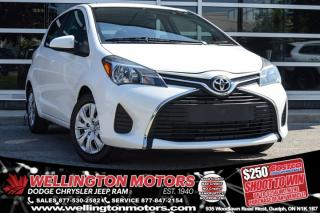 Used 2015 Toyota Yaris LE / Cert. & E-Tested / 4 New Tires !! for sale in Guelph, ON