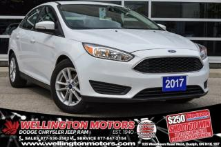 Used 2017 Ford Focus SE / Heated Steering Wheel / Back-Up Cam / Warranty... for sale in Guelph, ON