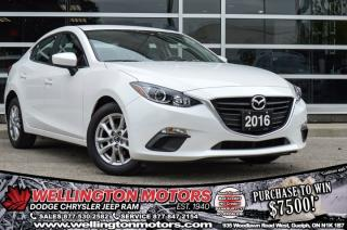 Used 2016 Mazda MAZDA3 GS / Heated Seats / Back- Up Cam / No Acc. ... for sale in Guelph, ON