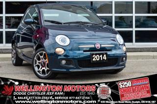 Used 2014 Fiat 500 Sport / Low k's /  No Accidents / Bluetooth.... for sale in Guelph, ON