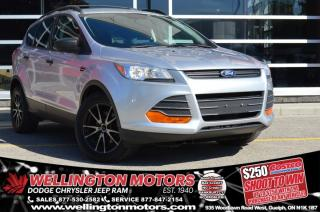 Used 2016 Ford Escape S | Back-Up Cam | Free 3 Month SiriusXm !! for sale in Guelph, ON