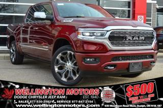 Used 2019 RAM 1500 Limited / Level 1 Equipment Group / Leather Vented Seats ... for sale in Guelph, ON